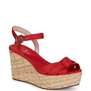Kate Spade Tilly sandals new Size 8